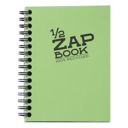 1/2 Zap Book Spiralé 80F 80g