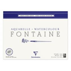 Bloc Fontaine 1/2 satiné...