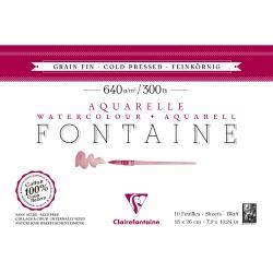 Bloc Fontaine Grain Fin...