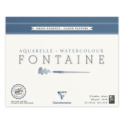 Bloc Fontaine Grain Nuageux...