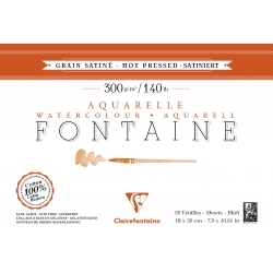 Bloc Fontaine Satiné 300g...