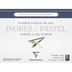 Bloc Ingres-Pastel collé...