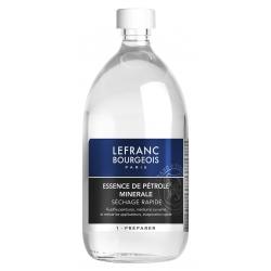 Essence de pétrole Lefranc...