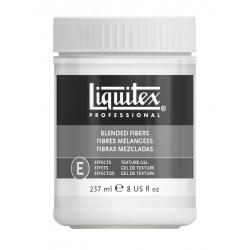 Gel texture fibres Liquitex...