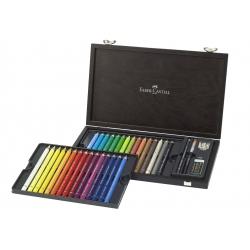 Coffret Bois 30 Crayons...