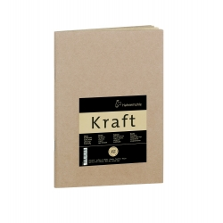 Sketch Booklet Kraft 120g 20F
