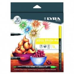 Feutre Pinceau Duo Lyra