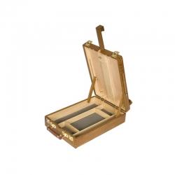 Boîte chevalet en Orme