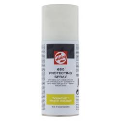 Vernis spray protecteur bombe
