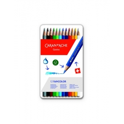Crayon de couleur Fancolor...