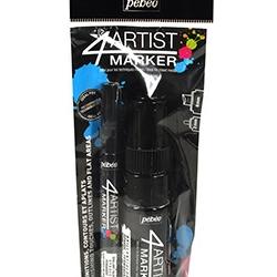 4Artist Marker Set Duo 2+8...