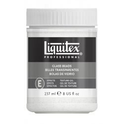 Gel texture Liquitex billes...