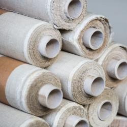 Rouleau de toile de polyester