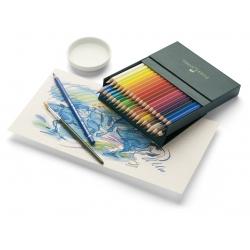 Studio Box 36 Crayons Aqua...