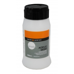 Gesso Simply 500 ml Daler...