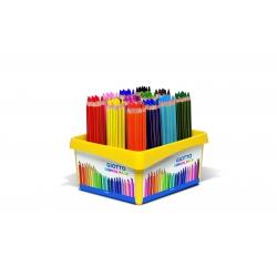 Schoolpack Mega 108 Crayons...