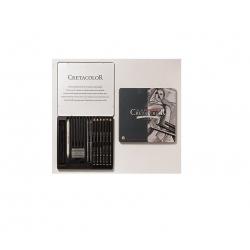 Boîte métal Esquisse Black...