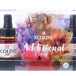 Aquarelle liquide Ecoline...