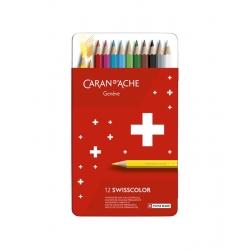 Crayons Swisscolor Caran...